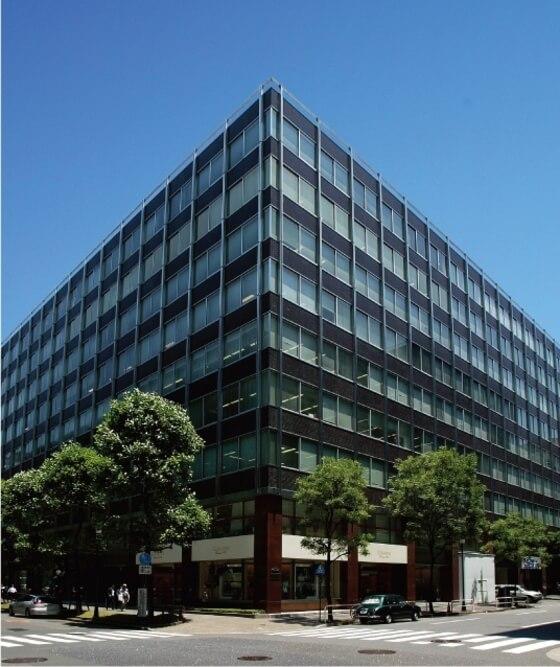 日比谷ステーション法律事務所のビル